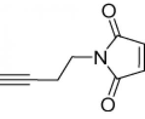 Alkyne maleinimide