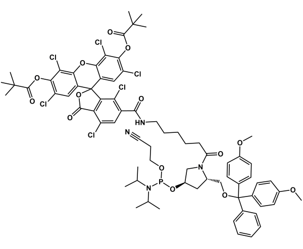 5-HEX phosphoramidite Pro
