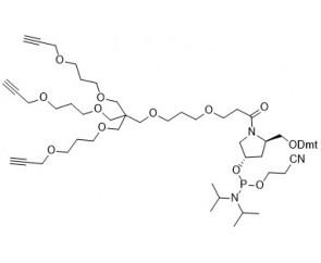Alkyne-trebler-phosphoramidite Pro