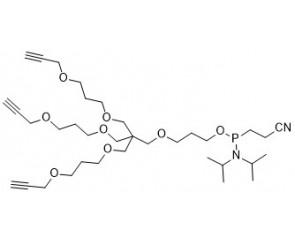 Alkyne-trebler-phosphoramidite