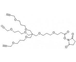 Alkyne-trebler-NHS