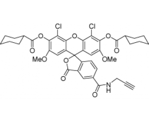 5-JOE Alkyne, cyclohexylcarbonyl protection